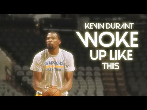 Kevin Durant Mix - Woke Up Like This [HD]