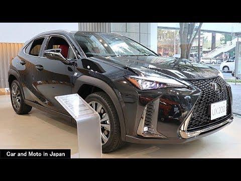 Lexus Nx Vs Rx >> レクサス UX 250h Fスポーツ マーキュリーグレーマイカ 内装 外装 @トヨタ会館 Lexus UX 250h ...