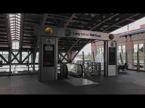 LIRR: The Debut - To Jamaica Station (City Terminal Zone Line) W/Railfanning Paradise