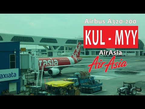 AirAsia AK5642: KL Int'l KUL ✈ Miri MYY (+ Plaza Premium Lounge @klia2 visit)