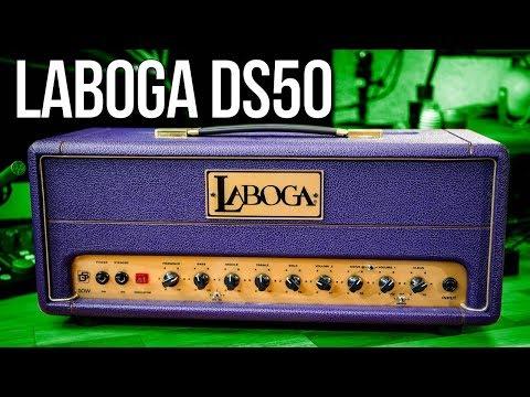A Handbuilt Beauty! The LABOGA Diamond Sound 50