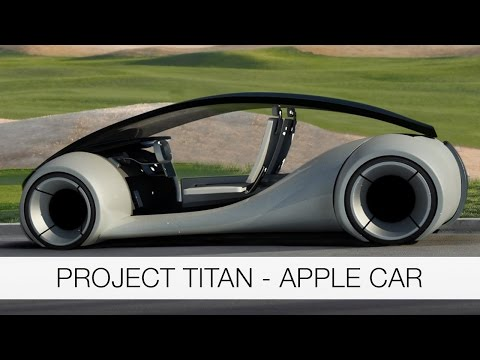 Apple Leaks: Project Titan - Apple Car