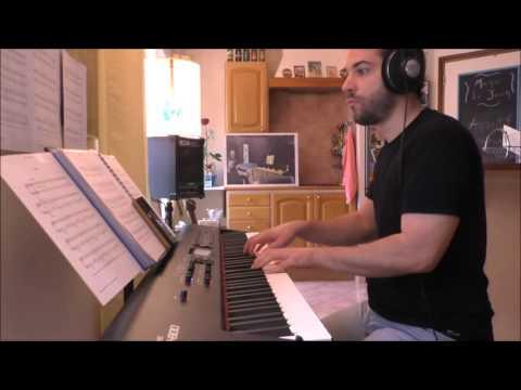 Ludovico Einaudi - Night [ Elements ] Piano Cover & Sheet
