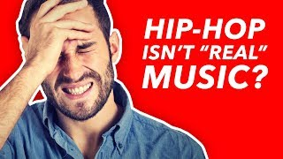 "Hip-Hop Isn't ""Real"" Music? - BehindTheSpeakers.com"