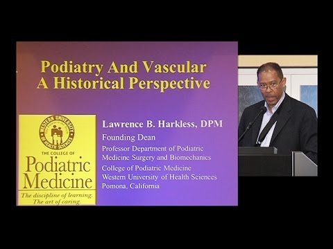 Podiatry And Vascular: A Historical Perspective