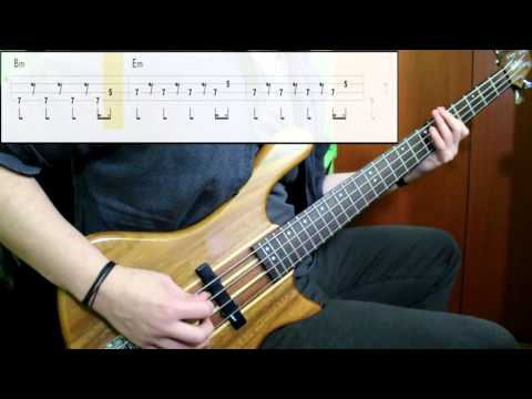 Franz Ferdinand - Take Me Out (Bass Cover) (Play Along Tabs In Video)