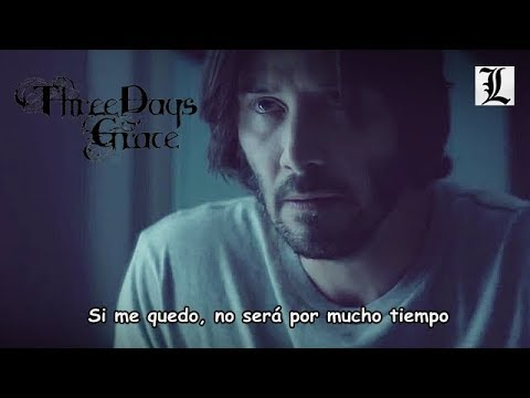 Three Days Grace - Get Out Alive (Sub Español) Official Music Video