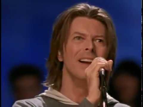 David Bowie - Thursday's Child (Live)
