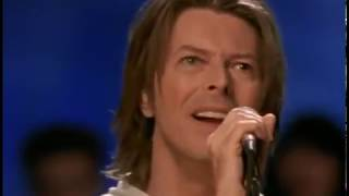 David Bowie - Thursday's Child (Live)