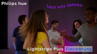 Philips Hue Light Strip Tv