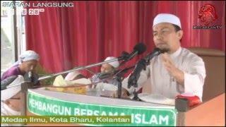 Kuliah Jumaat Medan Ilmu- 15 April 2016
