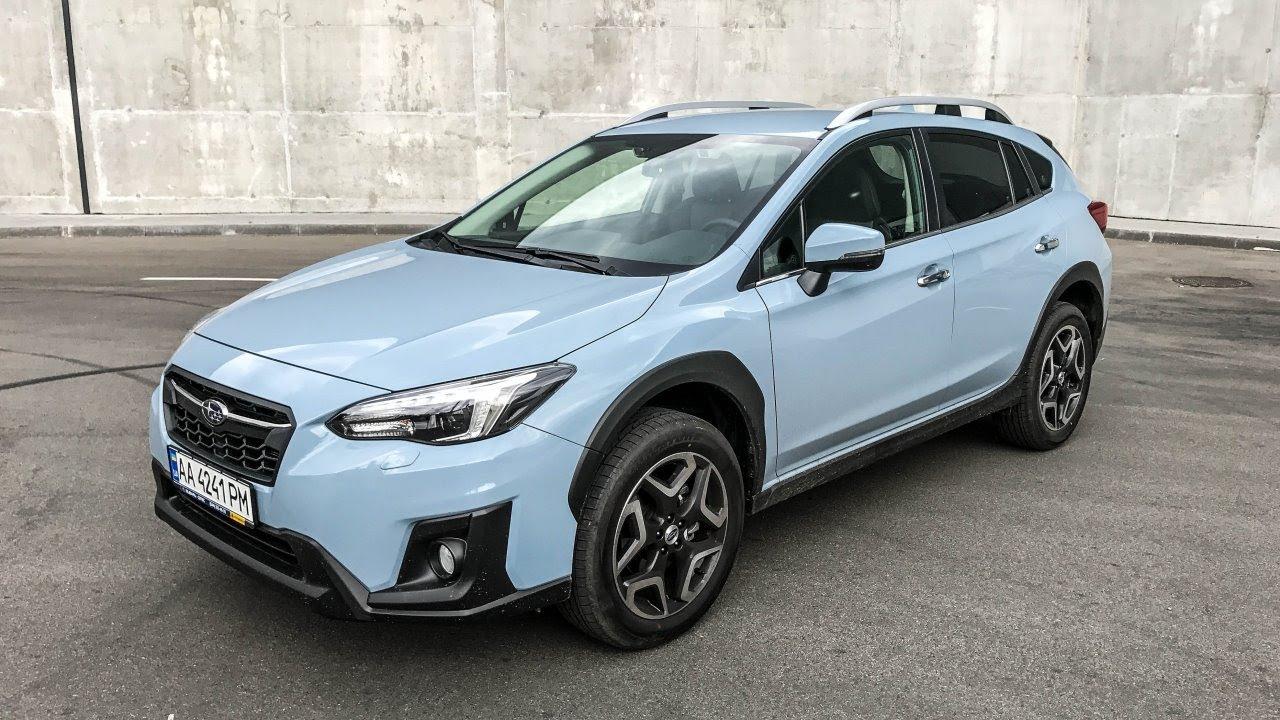 Subaru XV/Crosstrek 2017: первый тест в СНГ