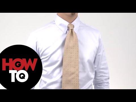 GQ紳士裝入門 | 領帶實戰篇 - 平結