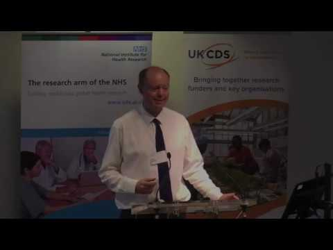 Chris Whitty global health research presentation – call 1 (n