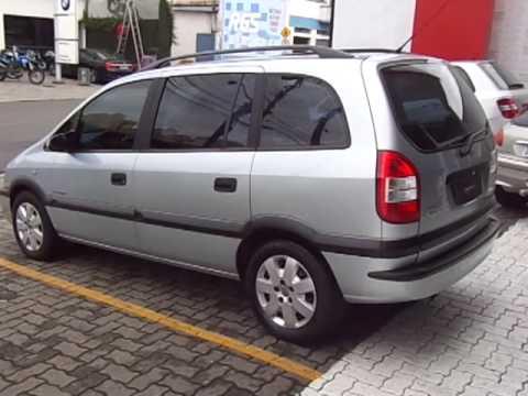 Chevrolet Zafira Expression 2 0 8v Aut Flex 09 10 Youtube