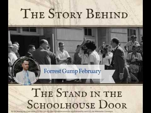 The Stand in the Schoolhouse Door | Forrest Gump February (TSB032)
