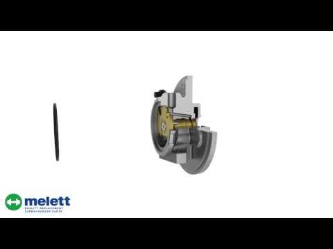 Turbo Explosion TurboHub from Melett Turbo on Vimeo