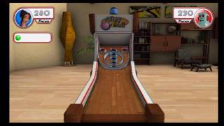 Rec Room Games (Wii) Skee Ball