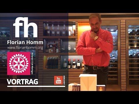 Am Welttag der Armen spricht Florian Homm pro bono über Geld, Macht, Erfolg und den höheren Sinn
