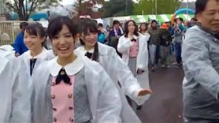 AKB48 Team8} (ツネイシフェスティバル2017 みろくの里) 第1部LIVE結束(...