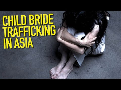 Young Vietnamese Girls Sold as CHILD Brides in China