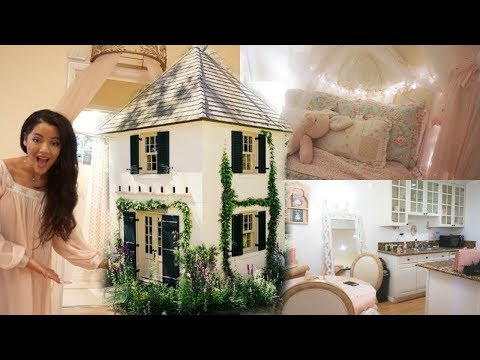my dream princess tiny house tiny house tour