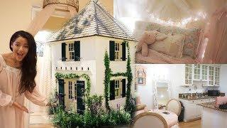 my dream princess tiny house! tiny house tour