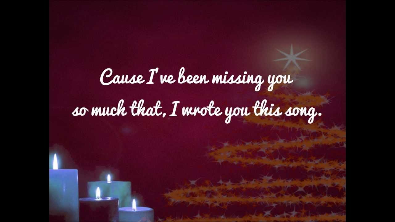 Christmas Without You.Onerepublic Christmas Without You Live Lyrics