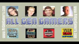 All Gen Gamers Podcast Episode 39 Highlights