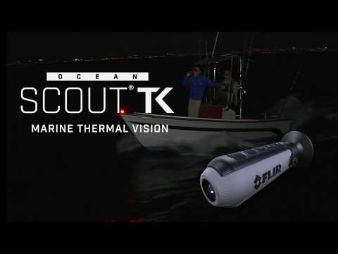 Introducing the FLIR Ocean Scout TK