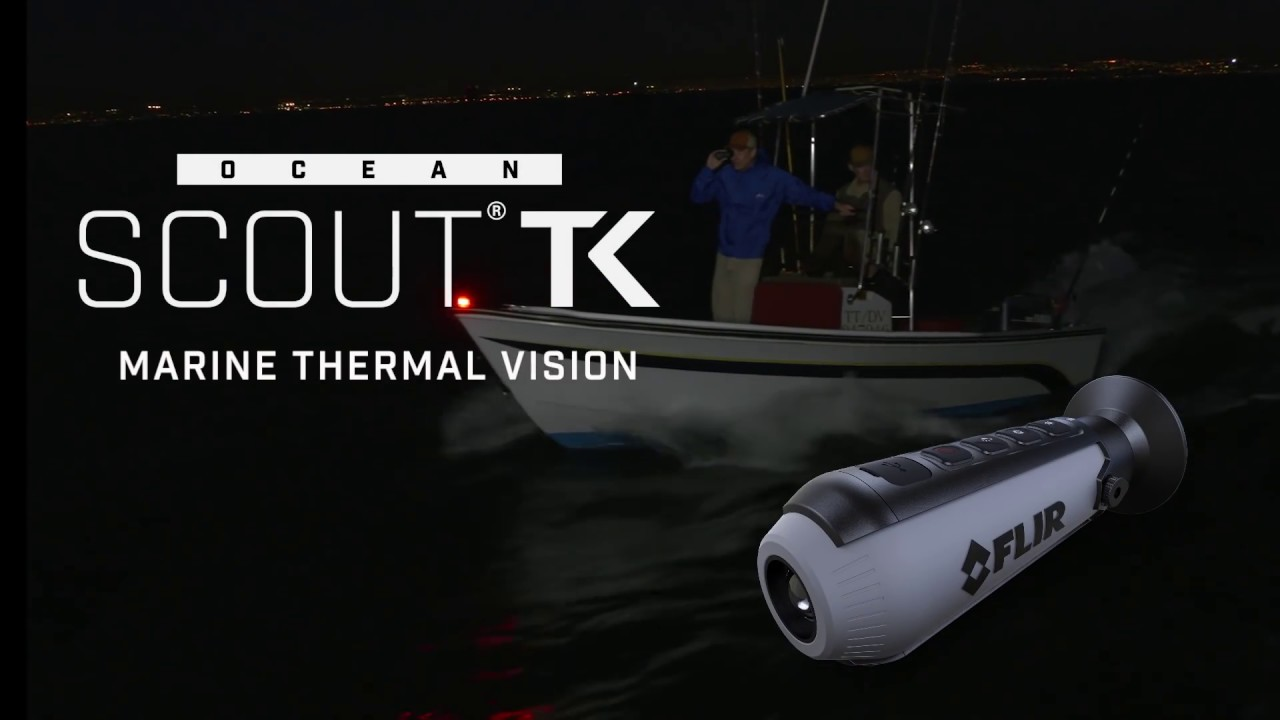 Ocean Scout TK Marine Thermal Handheld Camera | FLIR Systems