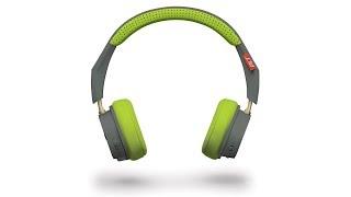 plantronics BackBeat 500 Series Wireless Headphones Unboxing Review