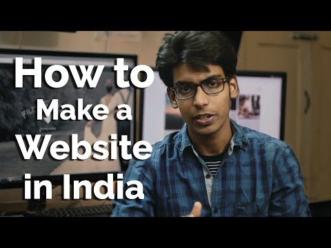 How to Create a Website, QUICK & EASY in India – 7 min Guide