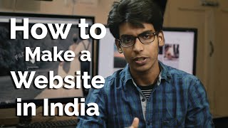 Video How to Create a Website, QUICK & EASY in India - 7 min Guide download MP3, 3GP, MP4, WEBM, AVI, FLV Juni 2018
