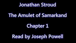 Demo Reel - The Amulet of Samarkand Chapter 1 - TAKE 1