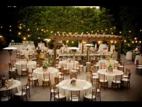 Simple Country Style Wedding Ideas