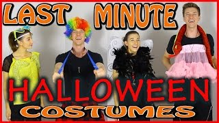 Maybaby last minute halloween costumes challenge | collins key