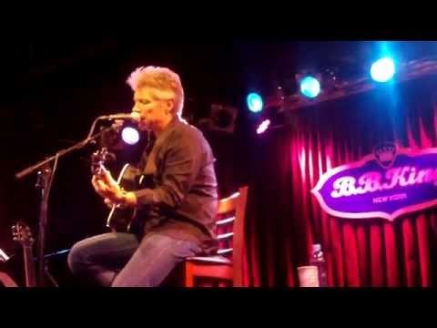 Jon Bon Jovi @ BBKing NYC July 18th 2015 - Destination Anywhere