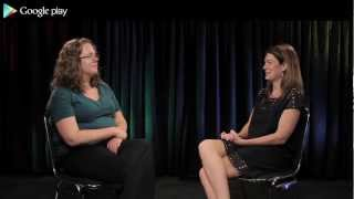 Gillian Flynn: Office Hours with Google Play