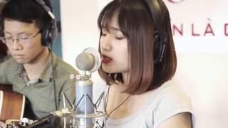 EM YÊU ANH NHIỀU LẮM : Quang Minh ft Sao Mai ( ĐÀN SMA - 02 LIVE )