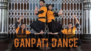 Ganpati Dance | Gajanana  | Deva Shree Ganesha | Dance Choreography | DANCENGICOS |
