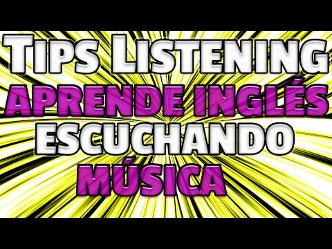ESL: tips para practicar listening | Cómo aprender inglés escuchando música! [Music Lyrics]