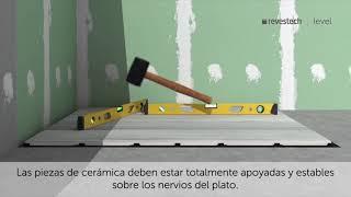 Plato Ducha Invisible Level | Prefabricado