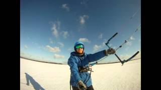 Snow Kite Session   Malzéville