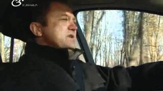 Тест драйв Renault Laguna 3