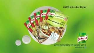 Tv-spot - Knorr Mix Für Maccaroni Al Forno