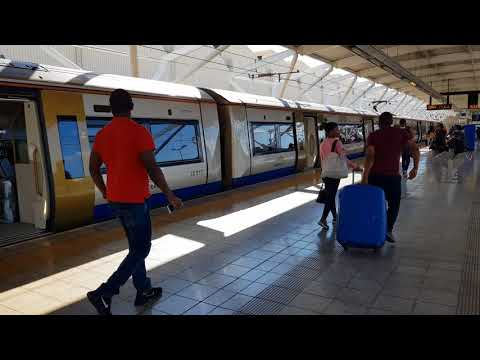 Gautrain from Centurion to Pretoria Station_07 Apr 2018