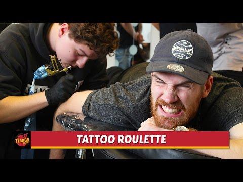 EXTREME TATTOO ROULETTE (feat. StukTV)