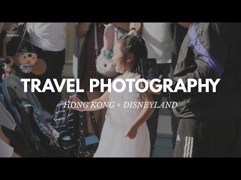 My Take on Travel Photography (HONG KONG + DISNEYLAND) | Cookie Gonzalez