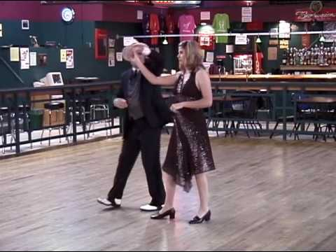 """The Swing Dancer Series""  Learning how to swing dance in less than 30 minutes"